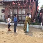 浅野の家 −地祭り−