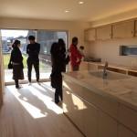 田島町の家 オープンハウス終了